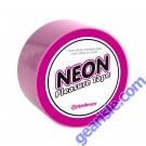 Neon Pleasure Tape Pink Non Sticky Bandage