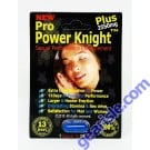 New Pro Power Knight Plus 2500mg Sexual Performance Enhancement 1 pill