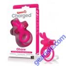 Charged Ohare Rabbit Vibe Pink ScreamingO