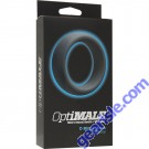 OptiMALE C- Ring 55mm Silicone Slate Doc Johnson