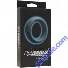 OptiMALE C- Ring 50mm Silicone Black Doc Johnson