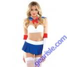 Sailor Luv 5 Piece Costume Set Play PL1601