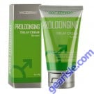 Proloonging Delay Cream For Men 7.5% Benzocaine 2 Oz Desensitizer Doc Johnson