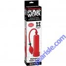 Pump Worx Beginner's Power Pump Red