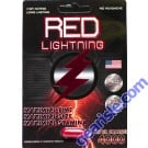 Red Lightning Super Charged 4000  Male Sexual Enhancement 1 Pill