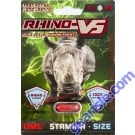 Rhino V5 Plus 3000 Male Sexual Enhancement by RHINO-V5