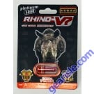 Rhino-V7 Platinum 5000 5 Stars Power Male Enhancement Product 5 Days