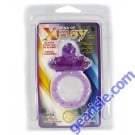 Ring of Xtasy Super Stretch Silicone Mega Powered Purple Turtle Series Toy