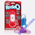 ScreamingOj Bucker Vibrating Ring With Ride Control