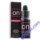 On Original Arousal Oil For Her 0.17 oz