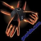 SXY Perfectly Bound Deluxe Neoprene Cross Cuffs