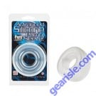 Pump Sleeve Clear Advanced Silicone Cal Exotic Novelties