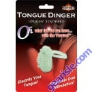 Tongue Dinger Night Sroker Glow In The Dark Ring