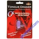 Tongue Dinger Vibrating Tongue Ring