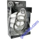 Trine Steel Collection box