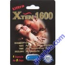 Ultra Xten 1600mg Male enhancement Pill by Xalix Nutraceuticals
