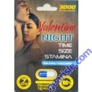 Valentine Night 3000 Premium Quality Sexual Enhancement Pill