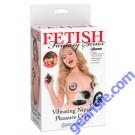 Fetish Fantasy Series Vibrating Nipple Pleasure Cups