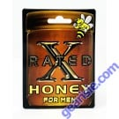 X Rated Organic Honey 20000 Male Enhancement Pack