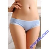 Sexy Panty Blue Color 001 Lingerie