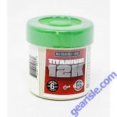 Titanium 12K Male Enhancement Energy 6 Pills Bottle