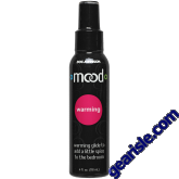 Mood Warming Water-Based Lubricant by Doc Johnson 4Oz