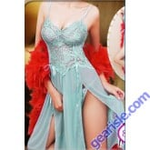 Tragarse Babydoll Exotic lingerie Sexy Long Dress 2237 Lingerie
