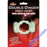 Double Dinger Night Rider: Dual Glow in the Dark