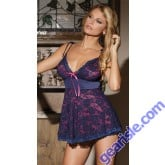 Color Me Pretty Revesible Babydoll 5247 Lingerie