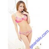 Sexy Sweet Lingerie Bra - Panty Set 8997 Pink