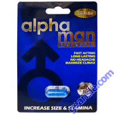 Alpha Man Extreme 3000 Pill Male Sexual Enhancer
