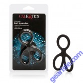 Silicone Ball Spreader Tripple Support Cock Ring Cal Exotics Novelties