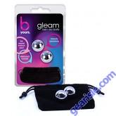 Gleam Ben Wa Balls Blush Novelties