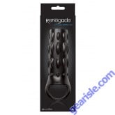 Renegade Reversible Power Cage Black NS Novelties