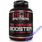 Iron Brothers Testosterone Booster Male Performance 90 Caps