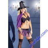 Be Wicked Women Magical Charmer 3 Piece Lingerie 1272 Style