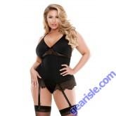 Yasmin Luxury Camisole Matching Panty Curve P215 Fantasy
