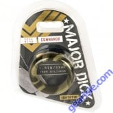 Major Dick Commando Silicone Donut 1.5 inches