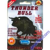 Thunder Bull Male Enahncement Pill