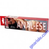 ANAL ESE CHERRY FLAVORED Numbing Anal Sex LUBRICANT .5 oz