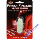 Frisky FIngers Night Teaser Glow In The Dark
