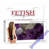 Original Furry Cuffs Purple Fetish Fantasy Series By Pipedream