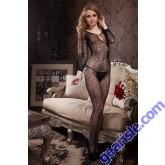 Lady's Killer Legs Fishnet Body Stocking 818JT056 Yelete Group Lingerie