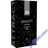 JO Gravity Cologne Infused With Pheromone For Him 3.7 Oz Perfume