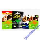 Kangaroo Sample Pack 5 Pills Male Enhancements