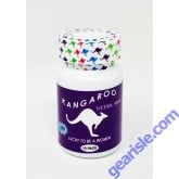 Kangaroo Ultra 3000 For Her Lucky To Be A Woman 10 Pill Bottle