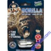 King Gorilla 12000 Male Sexual Enhancement Titanium Pill