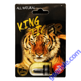 King Tiger Black 7 Day Male Sexual Performance Enhancer 1 Pill