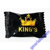 King's Candy 12 Count Coffee Ginseng Male Enhancement Candy