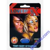 LoveMax Male Enhancement Blue Pill for Men